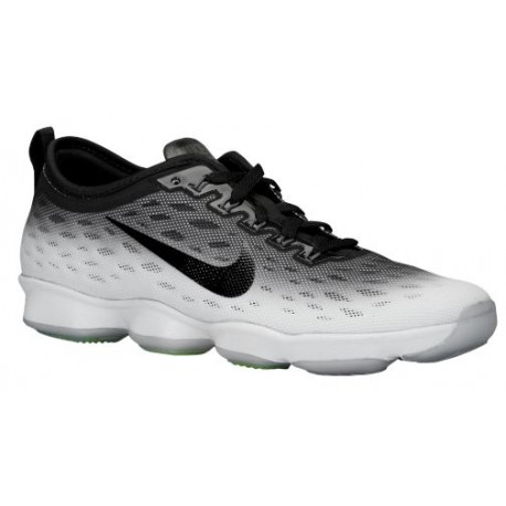 Nike Zoom Fit Agility - Women's - Training - Shoes - Black/Dark Grey/White/Black-sku:84984003