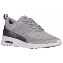 Nike Air Max Thea - Women's - Running - Shoes - Grey Mist/Grey Mist-sku:19639003