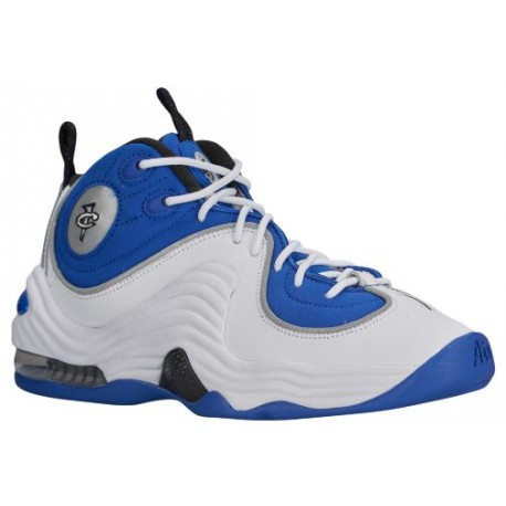 timeless design 8d336 20367 nike air force 1 mid boys grade school,Nike Air Penny II - Boys  Grade  School - Basketball - Shoes - College Blue Black White-s