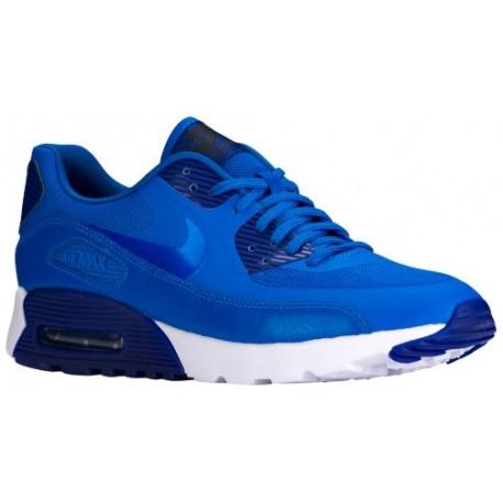 Nike Air Max 90 Ultra Women's Running Shoes SoarDeep Royal BlueBlackSoar sku:24981401