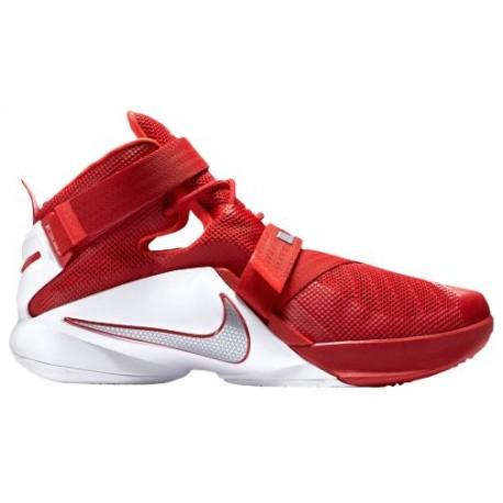 super popular 8e6a3 91ea0 nike lebron zoom soldier vii,Nike Zoom Soldier 9 - Men s - Basketball -  Shoes - LeBron James - University Red White Bright Crim