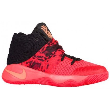 Nike Kyrie 2 - Boys' Preschool - Basketball - Shoes - Kyrie Irving - Bright Crimson/Atomic Orange/Black-sku:27280680