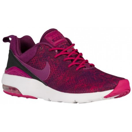 Womens Shoes Nike Air Max Siren Print Sport Fuchsia/Black/Summit White/Mulberry