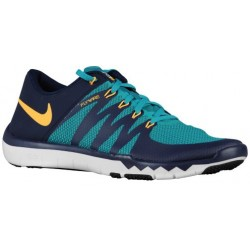 Nike Free Trainer 5.0 V6 - Men's - Training - Shoes - Radiant Emerald/Obsidian/Squadron Blue-sku:19922384