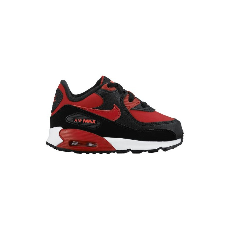 d875878d7e3 Nike Air Max 90 - Boys  Toddler - Running - Shoes - Gym Red  ...