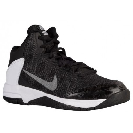 Nike Air Without A Doubt - Boys Preschool - Basketball - Shoes - Black