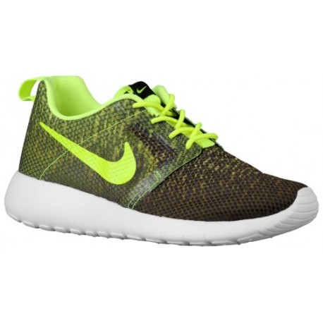 san francisco 327e3 1f9de Nike Roshe One Flight Weight - Boys' Grade School - Running - Shoes -  Volt/Black/Faded Olive/Volt-sku:05485700