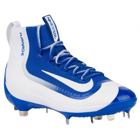Nike Air Huarache 2K Filth Mid - Men's - Baseball - Shoes - Game Royal/White-sku:49359411