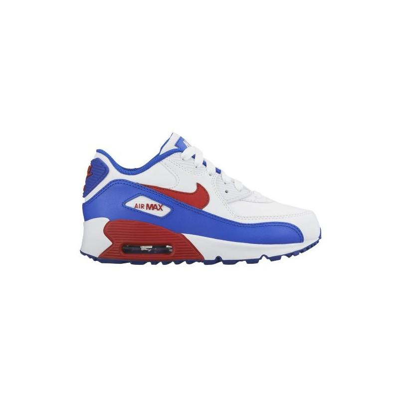 Boys Preschool Nike Air Max  Leather Running Shoes