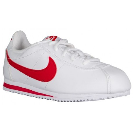 new products 96679 9a1f6 Nike Cortez 07 - Boys' Preschool - Running - Shoes - White/University  Red-sku:49483103