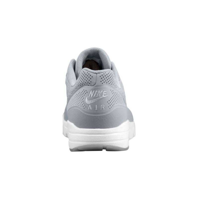 Nike Air Max 1 Ultra Women's Running Shoes Wolf GreyWhiteWolf Grey sku:04995002