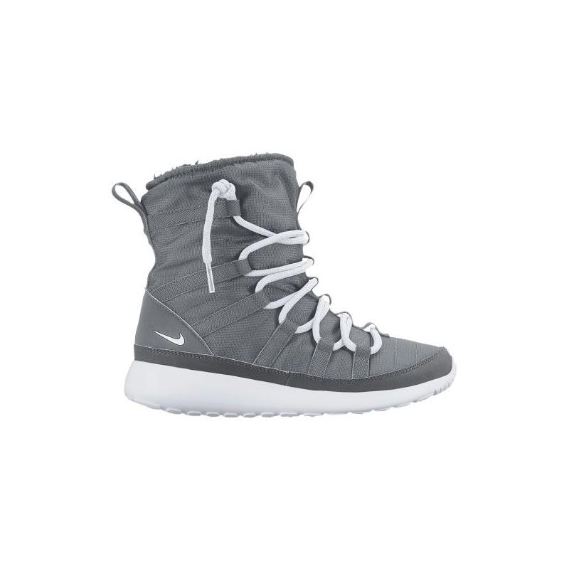 best service 3f247 596f6 Nike Roshe One Hi Sneakerboots - Girls' Grade School - Casual - Shoes -  Cool Grey/White/Dark Grey-sku:07758002