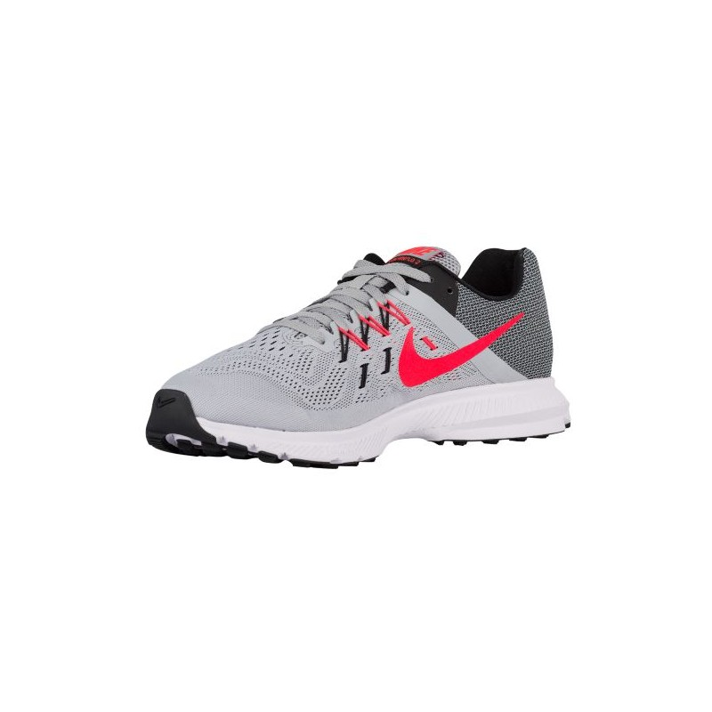 Nike Zoom Winflo 2  Mens  Running  Shoes  Wolf GreyBlack