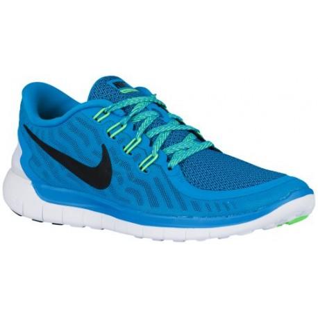 sports shoes 7ad62 0ae5b Nike Free 5.0 2015 - Women's - Running - Shoes - Blue Lagoon/Voltage  Green/Copa/Black-sku:24383403