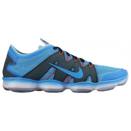 Nike Zoom Fit Agility 2 - Women's - Training - Shoes - Blue Lagoon/Copa/Bright Crimson/Black-sku:06472400