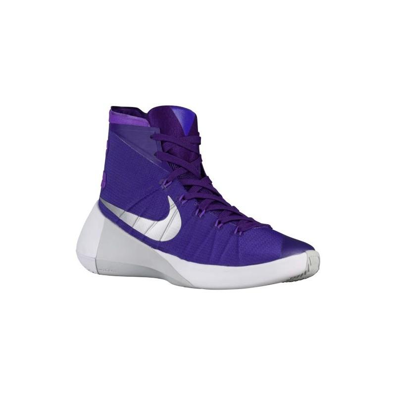 bf1dc0633b60 Nike Hyperdunk 2015 - Men s - Basketball - Shoes - Court Purple Purple Venom   ...