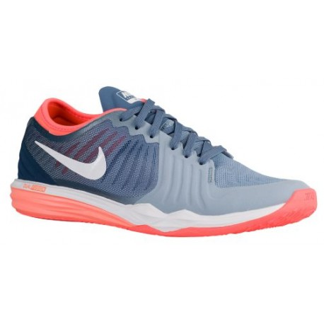 Sale! Nike Dual Fusion TR 4 - Women's - Training - Shoes - Blue Grey/Ocean