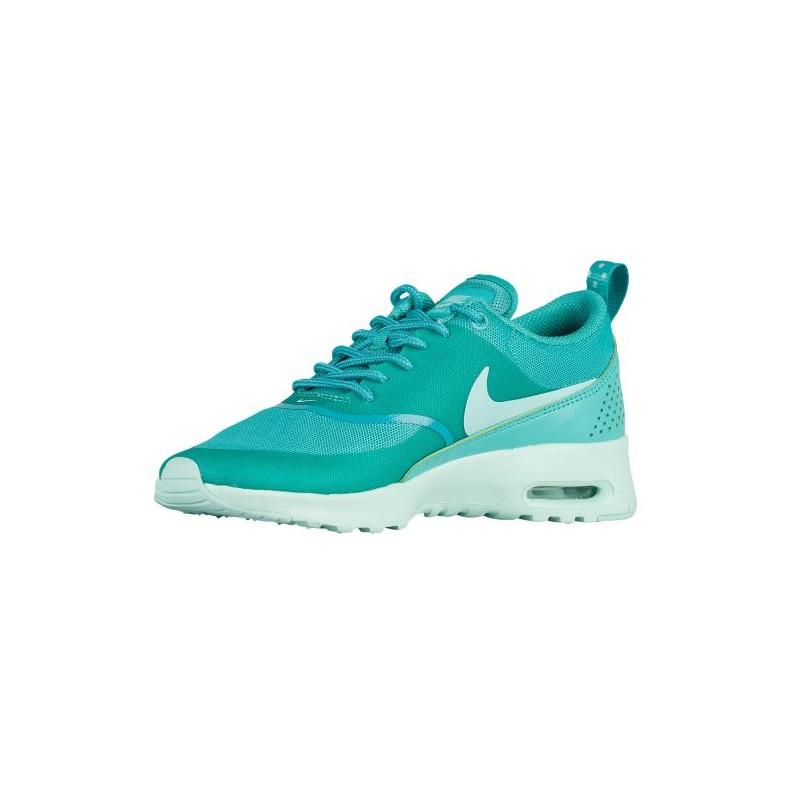 ... Nike Air Max Thea - Women's - Running - Shoes - Light Retro/Artisan Teal  ...