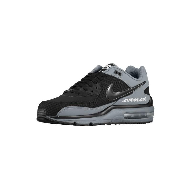 ... nike air max wright mens running shoes magnet grey dark magnet ...