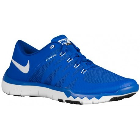 Nike Men's Free Trainer 5.0 V6 Training Shoe Royal/White/Black