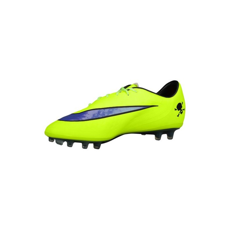 ... Nike Hypervenom Phatal FG - Men's - Soccer - Shoes - Volt/Hot Lava/ ...