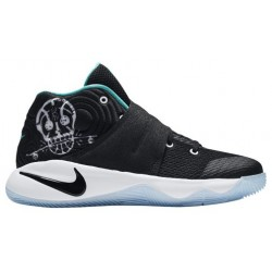 Nike Kyrie 2 - Boys' Preschool - Basketball - Shoes - Kyrie Irving - Black/Black/Hyper Jade/White-sku:27280001