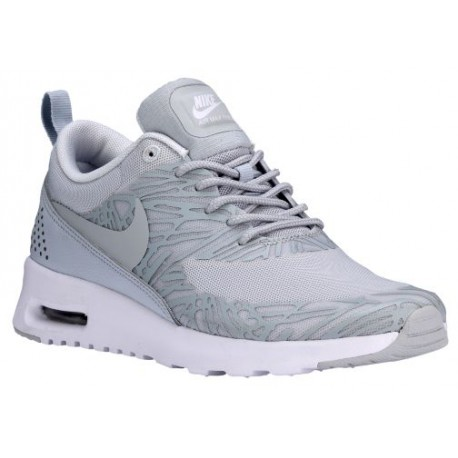 Nike Air Max Thea - Women's - Running - Shoes - Pure Platinum/Pure Platinum