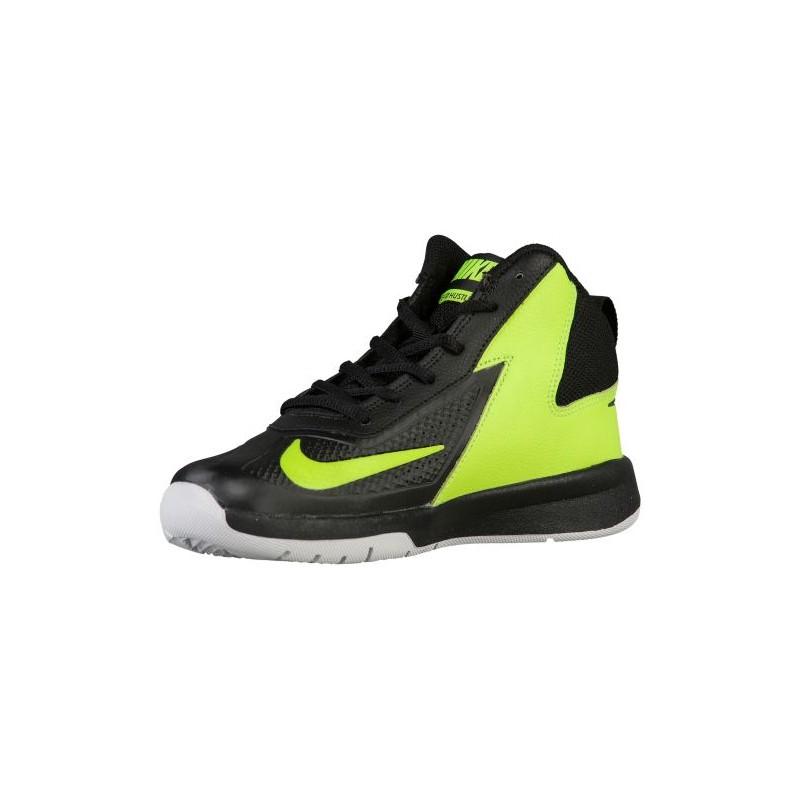 ... Nike Team Hustle D 7 - Boys' Grade School - Basketball - Shoes - Black  ...