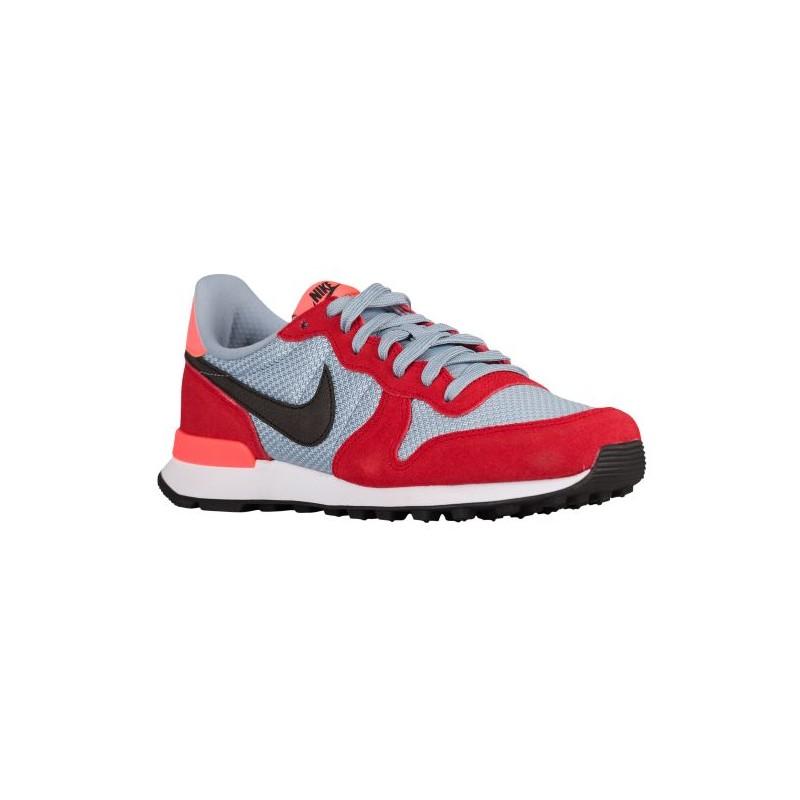 Adaptar Seguro Extranjero  red nike running shoes,Nike Internationalist - Women's - Running - Shoes -  University Red/Black/Blue Grey/Bright Mango-sku:2840