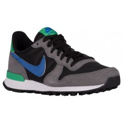 Nike Internationalist - Women's - Running - Shoes - Dark Grey/Racer Blue/Black/Spring Leaf-sku:28407019