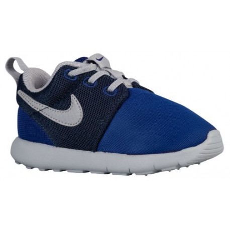 cheap for discount 24c97 30a76 Nike Roshe One - Boys' Toddler - Running - Shoes - Deep Royal Blue/Wolf  Grey/Midnight Navy-sku:49429410