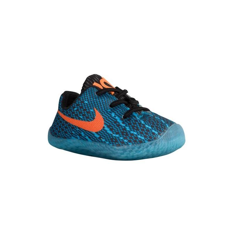 Nike KD 8 - Boys' Infant - Basketball - Shoes - Blue Lagoon/Black