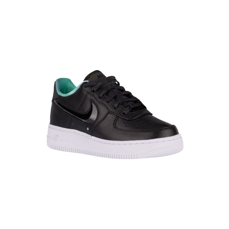 competitive price 7cbde 2f09b Nike Air Force 1 Low - Boys  Grade School - Basketball - Shoes - Black