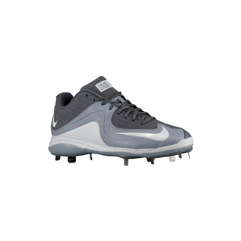Nike Air MVP Pro Metal 2 - Men's - Baseball - Shoes - Light Graphite/ ...