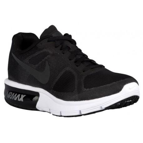 purchase cheap 4869f 8a35f womens nike air max 2014 running shoes,Nike Air Max Sequent - Women s -  Running - Shoes - Black Wolf Grey White Metallic Hemati