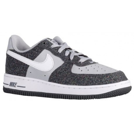 outlet store 723f1 42a92 nike air force 1 low,Nike Air Force 1 Low - Boys  Preschool - Basketball -  Shoes - Dark Grey Wolf Grey White-sku 96729023