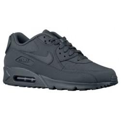 Nike Air Max 90 - Men's - Running - Shoes - Dark Grey/Dark Grey-sku:37384051