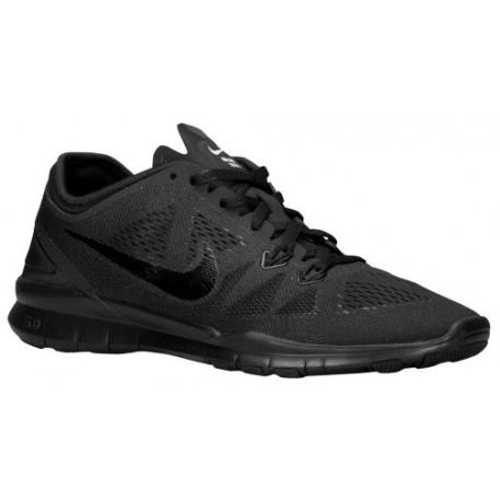 new arrivals aa9db d1d99 Nike Free 5.0 TR Fit 5 - Women's - Training - Shoes -  Black/Black-sku:04674001