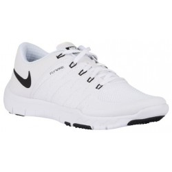 Nike Free Trainer 5.0 V6 - Men's - Training - Shoes - White/Black/Cool Grey-sku:23987100