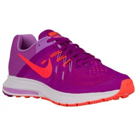 Womens Shoes Nike Zoom Winflo 2 Vivid Purple/Fuchsia Glow/White/Hyper Orange