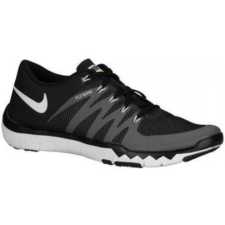 detailed look 9659e d0c93 Nike Free Trainer 5.0 V6 - Men's - Training - Shoes - Black/Dark  Grey/Volt/White-sku:19922010