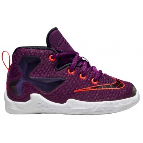 new arrival f6277 cdce4 nike lebron boys,Nike LeBron XIII - Boys  Toddler - Basketball - Shoes - LeBron  James - Mulberry Black Pure Platinum Vivid Purp