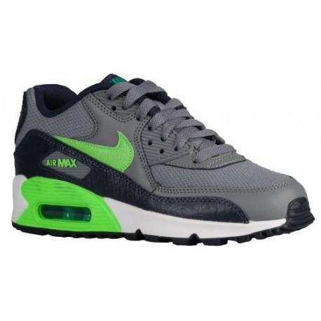 air max 90 grey green - 65% OFF