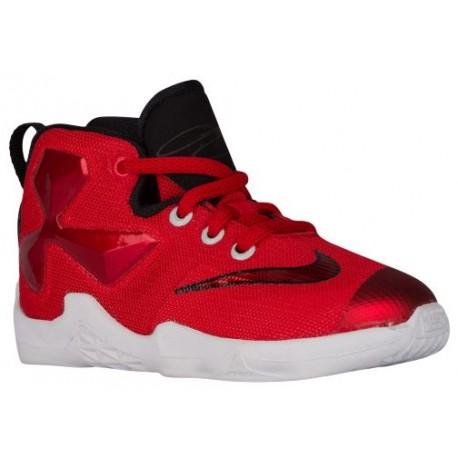 new style 9cbe3 ff561 nike lebron basketball ball,Nike LeBron XIII - Boys  Toddler - Basketball -  Shoes - LeBron James - University Red White Black L
