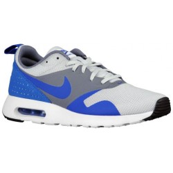 Nike Air Max Tavas - Men's - Running - Shoes - Pure Platinum/Cool Grey/Game Royal/Game Royal-sku:05149014