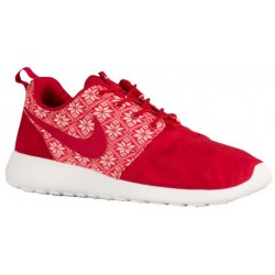 Nike Roshe One Winter - Men's - Running - Shoes - Gym Red/Gym Red/Sail-sku:07440661