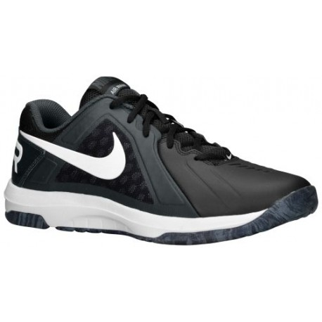 Nike Air Mavin Low - Men's - Basketball - Shoes - Black/White/Anthracite