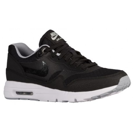 the best attitude bdeaa 5f8c0 nike air max ultra 1 moire,Nike Air Max 1 Ultra - Women s - Running - Shoes  - Black Wolf Grey Metallic Silver Black-sku 0499300