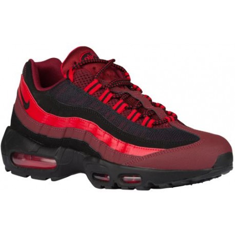 quality design 4c93e 959a4 nike air max 95 red and black,Nike Air Max 95 - Men's - Running - Shoes -  Team Red/Black/University Red-sku:49766600