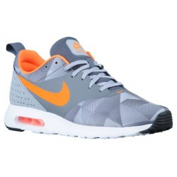 Nike Air Max Tavas - Men's - Running - Shoes - Dark Grey/Total Orange/Wolf Grey/White-sku:42781018
